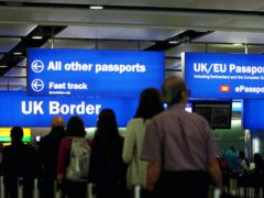 The Commons Home Affairs Committee asked how border checks and immigration rules will change at the end of the Brexit transition period (Steve Parsons/PA)