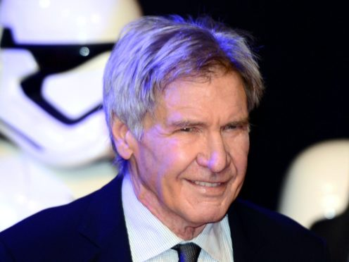 Harrison Ford has paid tribute to Sir Sean Connery (Anthony Devlin/PA)