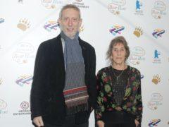 Michael Rosen and illustrator Helen Oxenbury (Yui Mok/PA)