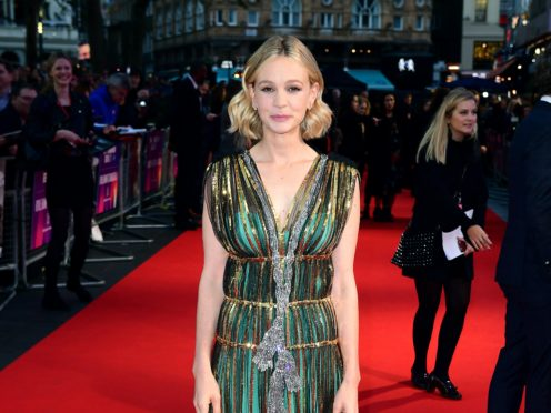 Carey Mulligan will host the concert (Ian West/PA)