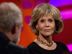 Actress Jane Fonda is among those to feature on the BBC 100 Women list (Isabel Infantes/PA)