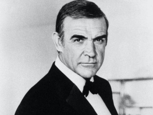 Sir Sean Connery (PA)