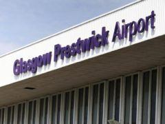 Glasgow Prestwick Airport was taken into public ownership in November 2013 (Andrew Milligan/PA)