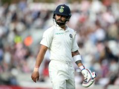 Virat Kohli has been granted paternity leave by India (Adam Davy/PA)