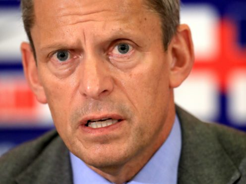 Martin Glenn was awarded a 'judgment in default' in the case (Mike Egerton/PA)