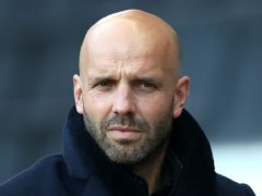 Paul Tisdale took charge of Bristol Rovers for the first time (Simon Cooper/PA)