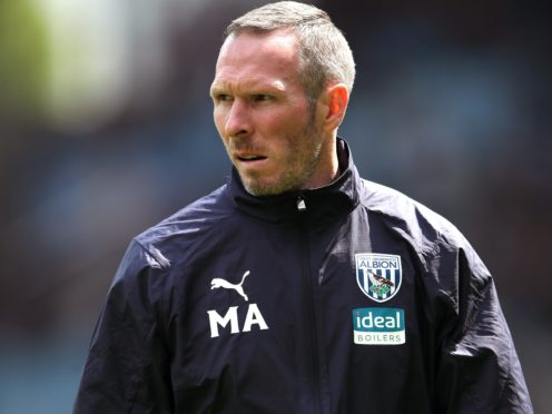 Michael Appleton was pleased with the way his Lincoln side ground out a win (Nick Potts/PA)