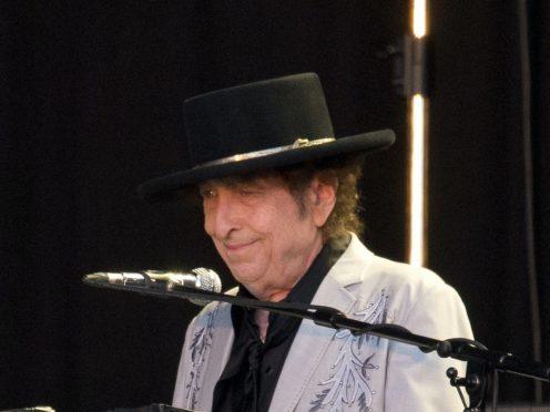 Bob Dylan (PA)