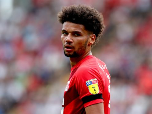 Lee Angol is nearing fitness but Orient's clash with Bradford may come too soon (Chris Radburn/PA)