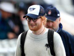 Ed Sheeran (Mike Egerton/PA)