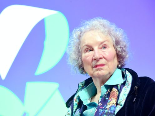 Margaret Atwood (Ian West/PA)