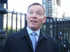 Labour MP Chris Bryant outside the Houses of Parliament (Yui Mok/PA Archive)