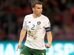 Seamus Coleman is back in the Republic of Ireland squad after injury (Simon Cooper/PA)