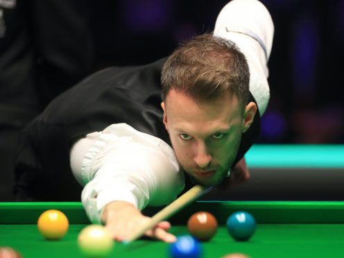 Judd Trump pocketed a maximum 147 break at the Northern Ireland Open (Mike Egerton/PA)