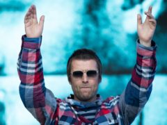 Will Liam Gallagher take the Christmas number one spot? (Aaron Chown/PA)