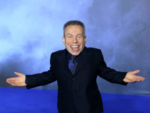 Warwick Davis will reprise his role in a sequel series to the film Willow (Isabel Infantes/PA)