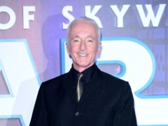 Anthony Daniels played C-3PO in Star Wars (Ian West/PA)
