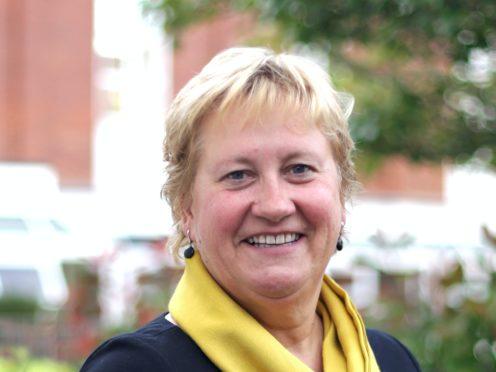 Headteacher Jane Prescott (Portsmouth High School GDST/PA)