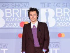 Harry Styles (Ian West/PA)