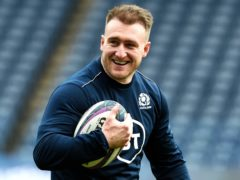 Stuart Hogg hopes to put another smile on the faces of his countrymen after watching Steve Clarke's Scotland side book a place at Euro 2020 (Ian Rutherford/PA)