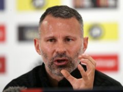 Wales manager Ryan Giggs will be missing from his country's three November internationals (David Davies/PA)