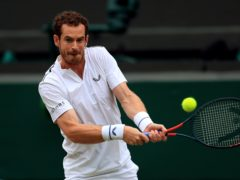 Andy Murray's disjointed year was ended early by more injury problems (Mehdi Taamallah/PA)