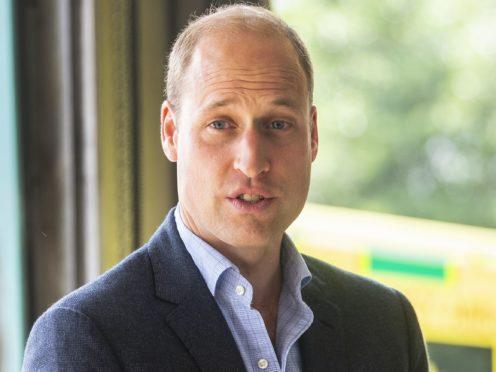 The Duke of Cambridge (Victoria Jones/PA)