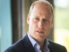The Duke of Cambridge has praised the efforts of young people battling online bullying through a charity set up in his mother's honour (Victoria Jones/PA)