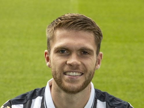 Marcus Fraser feels St Mirren can come out fighting (Jeff Holmes/PA)