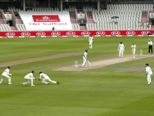 England played in front of empty stands this summer (Lee Smith/PA).