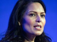Home Secretary Priti Patel (Dominic Lipinski/PA)