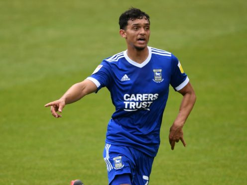 Ipswich are without the suspended Andre Dozzell this weekend (Joe Giddens/PA)
