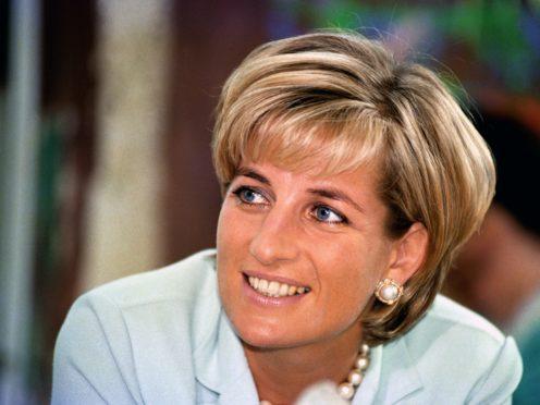 Diana, Princess of Wales (John Stillwell/PA)