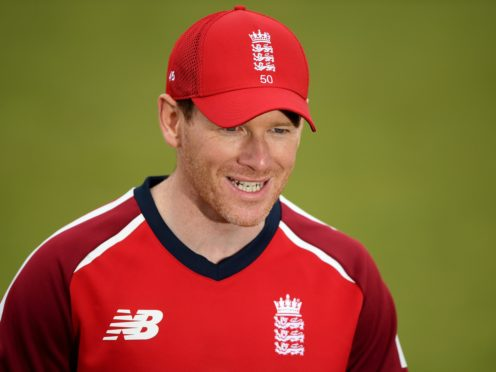 England captain Eoin Morgan is still searching for his preferred formula (Mike Hewitt/PA)