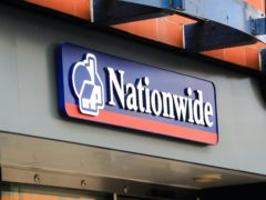 Nationwide Building Society has seen half-year profits hold up despite putting aside £139 million for loan losses due to the pandemic (Mike Egerton/PA)