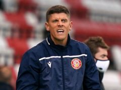 Alex Revell was left disappointed (John Walton/PA)
