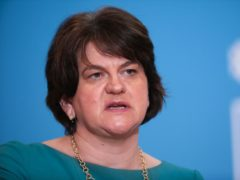 DUP First Minister Arlene Foster said her partners in government should explain why they had changed position (Press Eye/PA)
