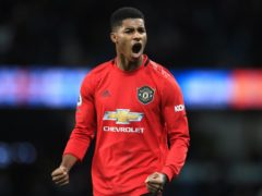 Marcus Rashford welcomed the Government's decision to provide free schools meals during the Christmas holidays (Mike Egerton/PA)
