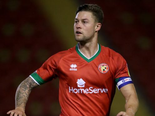 Walsall's James Clarke is expected to miss his side's clash with Bristol Rovers (Nick Potts/PA)