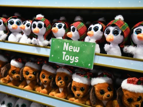 Toy retail groups have called on the Prime Minister to give them essential status before Christmas (Kirsty O'Connor/PA)