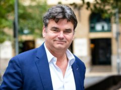 Former BHS owner Dominic Chappell (Aaron Chown/PA)