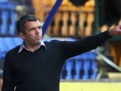 St Johnstone manager Callum Davidson heaped praise on match-winner Danny McNamara (Andrew Milligan/PA)
