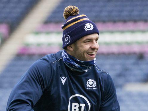 Blair Kinghorn hopes Scotland can make it six wins in a row (Jane Barlow/PA)
