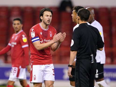 Harry Arter is fit after an ankle injury (Tim Goode/PA)
