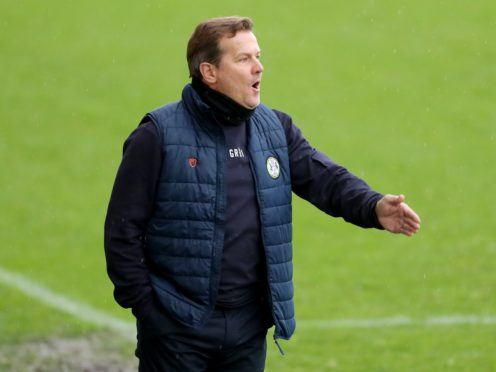 Mark Cooper felt his side put in a nervous display at Southend (Richard Sellers/PA)