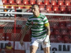 Celtic need to kick on, says Scott Brown (Jefff Holmes/PA)
