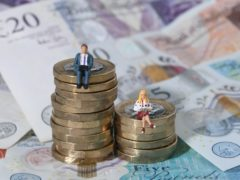 The pensions saving gap between men and women has narrowed to the smallest levels on record, according to Scottish Widows (Joe Giddens/PA)
