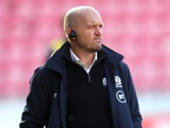 Gregor Townsend's Scotland face Italy on Saturday (David Davies/PA)