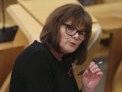 Health Secretary Jeane Freeman has announced the Scottish Government's adult social care winter preparedness plan (Fraser Bremner/PA)