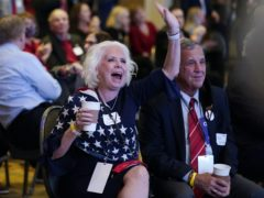 Republican supporters (John Bazemore/AP)